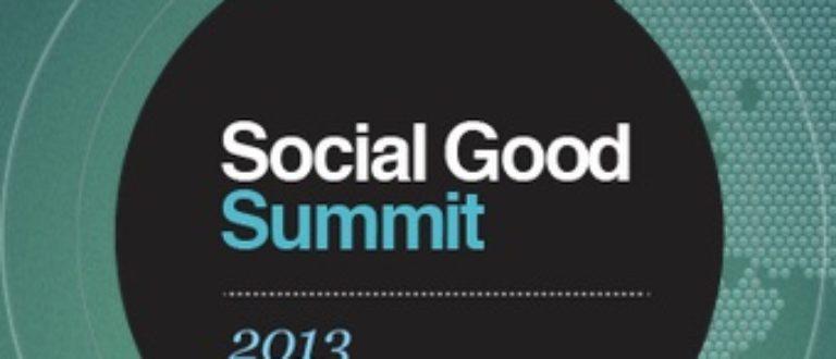 Article : Top 10 des raisons d'assister à une Social Good Summit #2030NOW