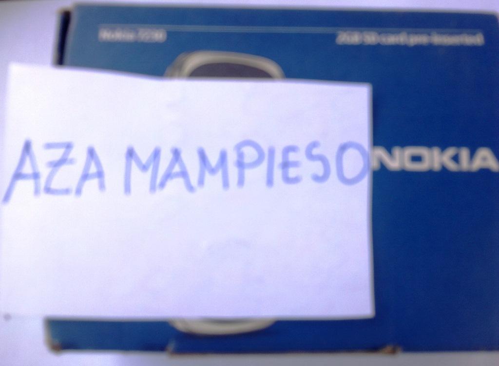 Aza mampiesoNOKIA