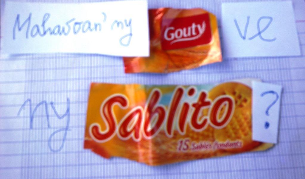 Mahavoan'ny GOUTY ve ny SABLITO