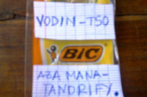 Article : Top 10 des jeux de mots qu'on peut faire avec des «potika taratasy» #imld14 #Malagasy