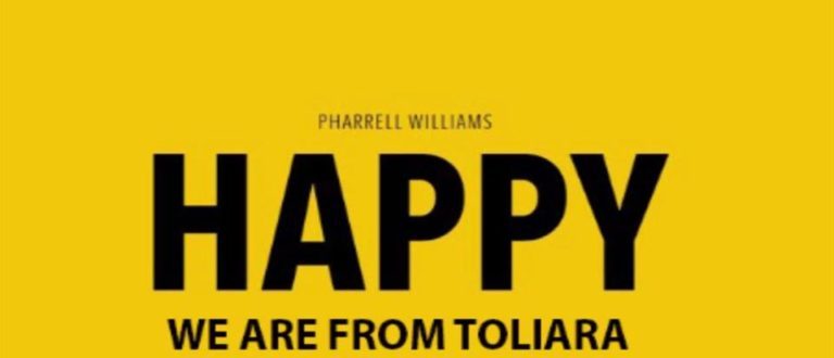 Article : Happy (We are from #Toliara)