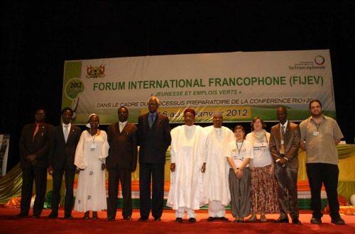Article : Forum Jeunesse et Emplois verts: Niamey, nous revoici !