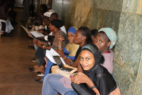 Après une première édition réussie en 2012, la 2ème édition a réuni 200 jeunes dont 150 Nigériens, 50 jeunes venant de 34 pays de l'espace francophone ainsi qu'un panel d'experts et des responsables de programme pour les jeunes du monde entier à Niamey au Niger du 10 au 13 juin 2014.