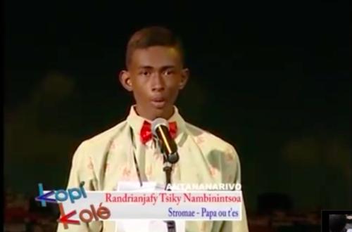 Article : «Kopi Kolé»: quand les sosies envahissent la télé malgache